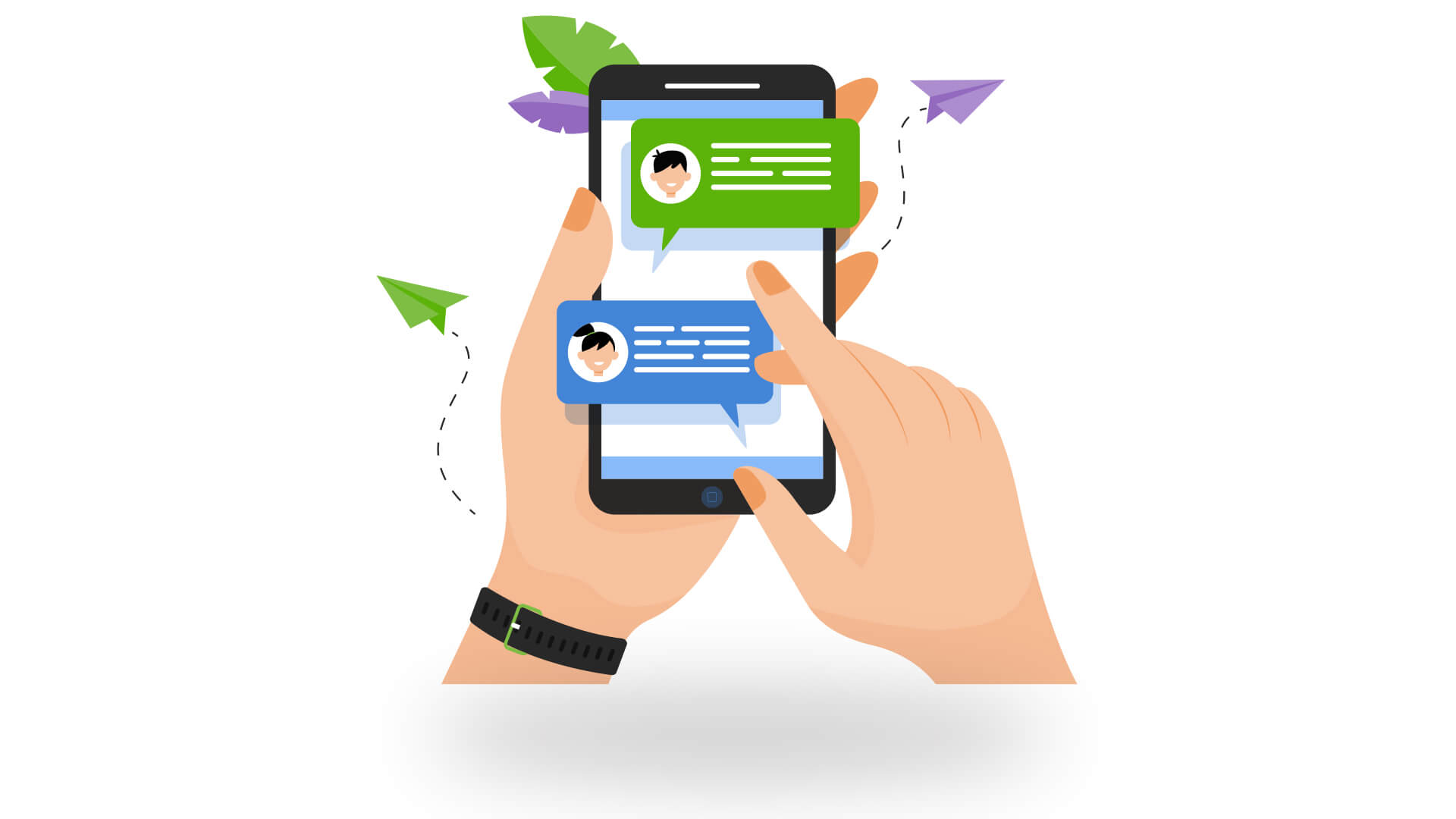 Popular Social Messaging Apps For Your Business