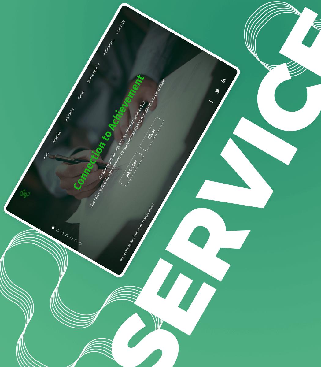 service connection case study