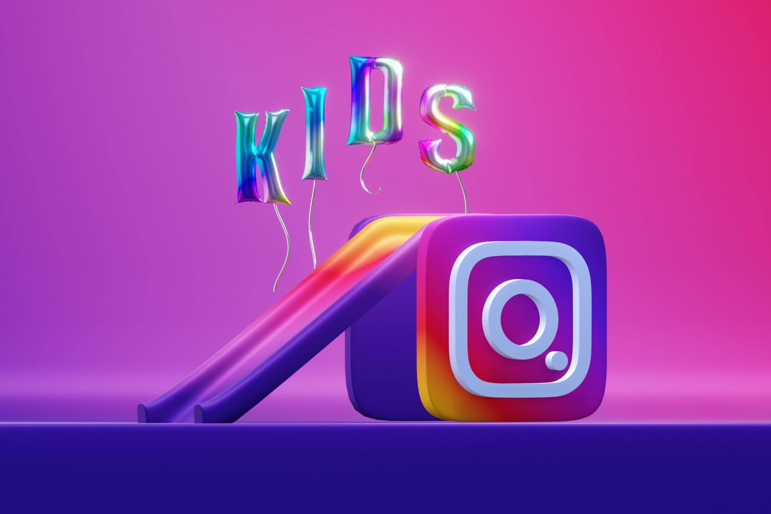 Facebook Building Instagram For Kids
